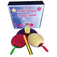 Pozostałe zabawki, Bańki rakietki i bańkowie obręcze TUBAN