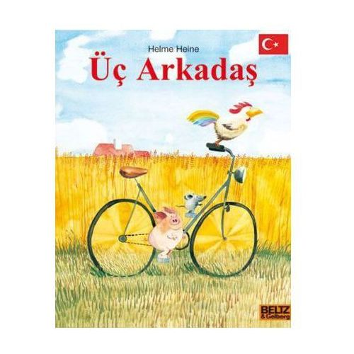 Pozostałe książki, Üc Arcadas. Freunde, türkische Ausgabe Heine, Helme