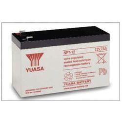 Akumulator YUASA NP7-12 kwasowo-ołowiowy
