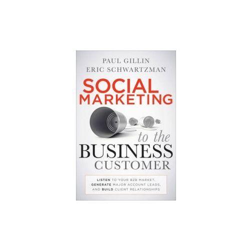 Biblioteka biznesu, Social Marketing to the Business Customer