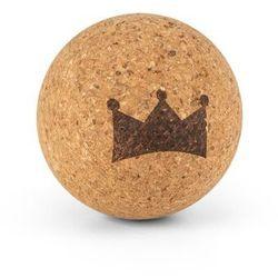 BoarderKING Balance Bullet, piłka korkowa do deski do balansowania, piłka do masażu powięzi, piłka do masażu, piłka do fitnessu