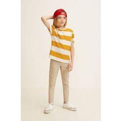 Mango Kids - T-shirt dziecięcy Rayas4 104-164 cm