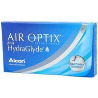 Soczewki kontaktowe, Air Optix Plus HydraGlyde 6 szt.