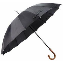 bugatti Doorman Parasol na kiju, długi 105 cm schwarz ZAPISZ SIĘ DO NASZEGO NEWSLETTERA, A OTRZYMASZ VOUCHER Z 15% ZNIŻKĄ
