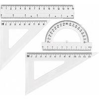 Przybory geometryczne, Zestaw geometryczny GR-031T GRAND - X00877