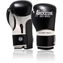 Rękawice bokserskie BOXEUR BXT-5195 Czarny (10 oz)