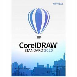 Corel CorelDraw Standard 2020 PL/F-VAT 23%