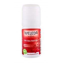 Weleda Pomegranate 24h Roll-On dezodorant 50 ml dla kobiet