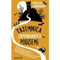 Literatura młodzieżowa, TAJEMNICA ZAPOMNIANYCH PODZIEMI (opr. miękka)