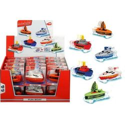 Zabawna łódka, 7 cm, 6 rodzajów