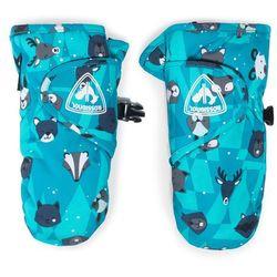 Rękawice narciarskie ROSSIGNOL - Baby Impr M RLIYG15 Tiny Forest 002