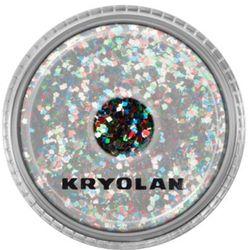 Kryolan POLYESTER GLIMMER COARSE (MULTICOLOR) Gruby sypki brokat - MULTICOLOR (2901)