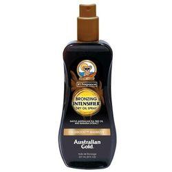 Australian Gold Przyśpieszacze opalania Bronzing Dry Oil Spray Intensifier 237.0 ml