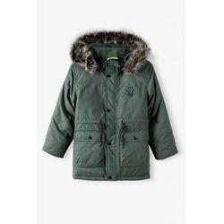 Płaszcz chłopięcy z kapturem 1A4101 Oferta ważna tylko do 2031-10-06