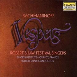 S. Rachmaninov - Vespers(All Night)Op.37
