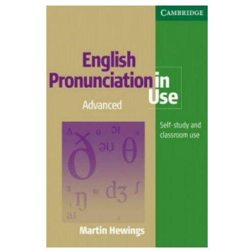 Książki do nauki języka, English Pronunciation in Use Advanced, Edition with Answers and Audio CDs (opr. miękka)