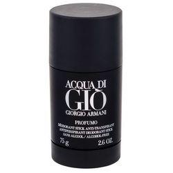 Giorgio Armani Acqua Di Gio Profumo 75ml dezodorant w sztyfcie [M]