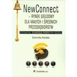 NewConnect Rynek giełdowy dla małych i średnich przedsiębiorstw (opr. miękka)