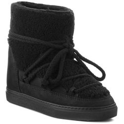 Buty INUIKII - Sneaker Curly 70203-16-W Black/Blk Cot.Lac