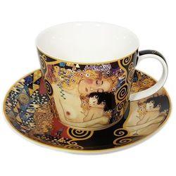 Filiżanka + spodek - G.Klimt - Macierzyństwo 230ml