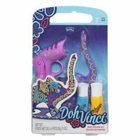 Pozostałe zabawki, Play Doh Vinci Podstawka Słonik na Pierościonki B5628