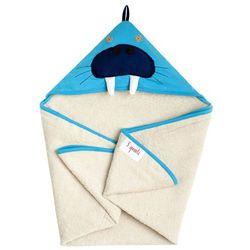 Ręcznik z kapturkiem 3 Sprouts - Mors 736211286499