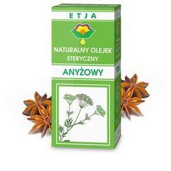 Olejek eteryczny anyżowy 10 ml ETJA
