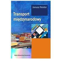 Książki o biznesie i ekonomii, Transport międzynarodowy