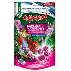 Kaspułki nawozowe do roślin kwitnących Agrecol 70 g