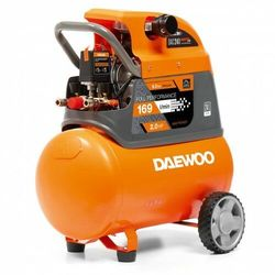 Kompresor olejowy sprężarka 24L Daewoo DAC 24D