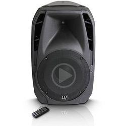 LD Systems Play15A kolumna aktywna 15″ LF + 1,75″ HF 300W z odtwarzaczem MP3/SD Płacąc przelewem przesyłka gratis!