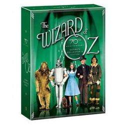 Czarnoksiężnik z krainy Oz: limitowana edycja kolekcjonerska (4xDVD) - Victor Fleming DARMOWA DOSTAWA KIOSK RUCHU