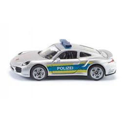 Saochód Porsche 911 Policja autostradowa. Darmowy odbiór w niemal 100 księgarniach!