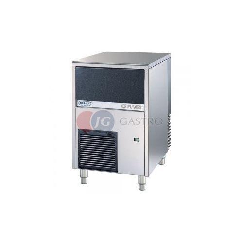 Wytwornice lodu gastronomiczne, Łuskarka do lodu chłodzona powietrzem 90 kg/24 h Brema 873901
