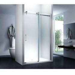 Drzwi prysznicowe, wnękowe rozsuwane Nixon Rea 100 CM Prawe