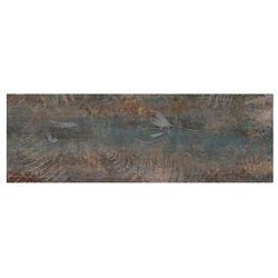 Dekor Kalahari Paradyż 25 x 75 cm rust A