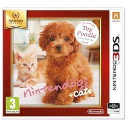 Gra Nintendo Nintendogs + Cats Toy Poodle & new Friends Select 3DS 2DS