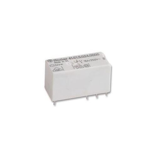 Przekaźniki, Przekaźnik 1NO 16A 24V DC, Styk AgSnO2 41-61-9-024-4310