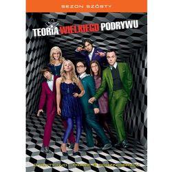 Teoria wielkiego podrywu (sezon 6, 3 DVD)