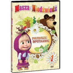 Masza i Niedźwiedź. Część 1. Pierwsze spotkanie (DVD)
