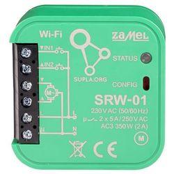 Sterownik rolet Wi-Fi Zamel typ: SRW-01