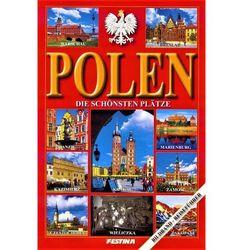 Polska. Najpiękniejsze miejsca - wer. niemiecka - Rafał Jabłoński (opr. broszurowa)