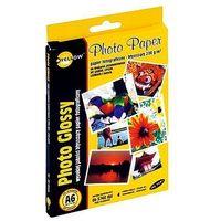 Papiery fotograficzne, Papier fotograficzny Yellow One A6 (10x15cm) 230g błyszczący, 20ark.