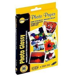 Papier fotograficzny Yellow One A6 (10x15cm) 230g błyszczący, 20ark.