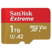 Karty pamięci, Karta pamięci SANDISK Extreme microSDXC 1000GB DARMOWY TRANSPORT