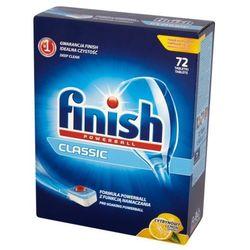 Tabletki do zmywarek FINISH Classic op.72 - citrus