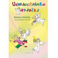 Książki dla dzieci, Uśmiechnięte aniołki (opr. miękka)
