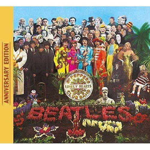 Pozostała muzyka rozrywkowa, Sgt. Pepper's Lonely Hearts Club Band - The Beatles (Płyta CD)