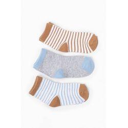 Skarpetki niemowlęce - 3 pak 5V4009 Oferta ważna tylko do 2031-05-05