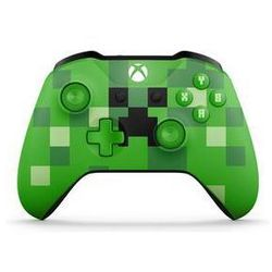 Gamepad Microsoft Xbox One S Wireless - Minecraft Creeper (WL3-00057)